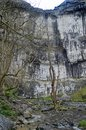 Malham Cove Yorkshire Dales National Park Royalty Free Stock Photo