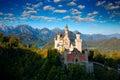Famous Fairy Tale Castle In Ba...