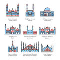 Famous mosques and Islam`s holiest places