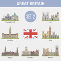 Famous Places cities in the UK