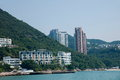 Famous scenic repulse bay beach hong kong s area Stock Photo