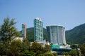 Famous scenic repulse bay hong kong spot Royalty Free Stock Photography