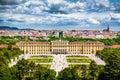 Slávny palác v viedeň rakúsko