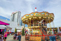 The famous Steel Pier in Atlantic City Royalty Free Stock Photo