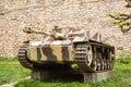 The Famous Stug III German Assault Tank
