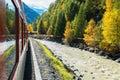 Famous swiss city zermatt in the valley near the swiss italian border center of alpine sports Stock Photos