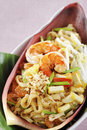 Famous Thai's dish Phad thai. Stock Photography