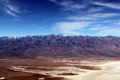 Famous view over death valley national park usa as seen zabrisky point Stock Photo