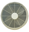 The fan air condition for design Stock Photos