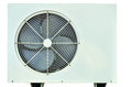 Fan coil unit air conditioner you to use everything Royalty Free Stock Photo