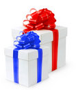 Fancy Gift Box Royalty Free Stock Photo
