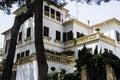 Fancy house in palma of majorca de mallorca balearic islands spain Stock Images
