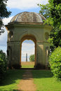 The fane of pastoral poetry stowe house is a grade i listed country house located in stowe buckinghamshire england it is home Stock Images