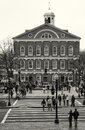 The Faneuil Hall Royalty Free Stock Photos