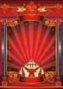 Fantastic Poster Circus.
