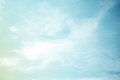 Fantastic soft cloud and sky abstract background with pastel gradient color Royalty Free Stock Photo