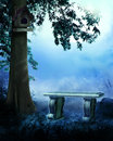 Fantasy background for your artistic creations and or projects Royalty Free Stock Photography