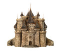 Fantasy castle Royalty Free Stock Photo