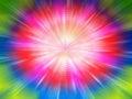 Fantasy Color Blur Stock Image