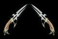 Fantasy dagger Stock Photography