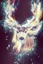 Fantasy Deer Concept