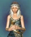 Fantasy Elf Portrait