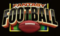 Fantasy Football Royalty Free Stock Photography
