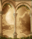 Fantasy scenery 55 Royalty Free Stock Photo