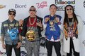 Far East Movement at the 2012 Billboard Music Awards Arrivals, MGM Grand, Las Vegas, NV 05-20-12 Royalty Free Stock Photography