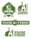 Farm and Barn Logos