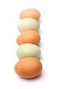 Farm Fresh Eggs Royalty Free Stock Photo