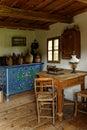 Farm house in southeast of Austria Royalty Free Stock Photo