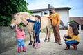 Farm Life Royalty Free Stock Photo