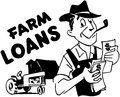 Farm loans Stock Photos