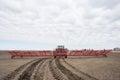 Farm machinery Royalty Free Stock Photo