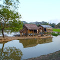 Farm Myanmar Royalty Free Stock Images