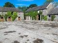 Farm Yard Royalty Free Stock Photo