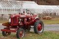1939 Farmall Tractor Royalty Free Stock Photo