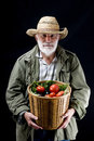 Farmer man Royalty Free Stock Image