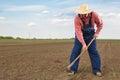 Farmer Royalty Free Stock Photo