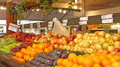 Farmers Market in Los Angeles Royalty Free Stock Photo