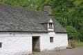 Farmhouse building Royalty Free Stock Photo