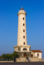 Faro di Licata Stock Photography
