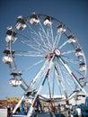 Farris wheel Royalty Free Stock Photo