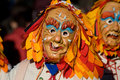 Fasching in Germany Royalty Free Stock Photography