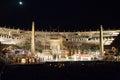 Fase con aida scenery nei di verona italia dell arena Immagine Stock Libera da Diritti