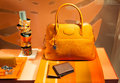 Fashion boutique window display Royalty Free Stock Photo