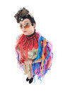 Fashion conscious drag queen Royalty Free Stock Photo