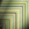 Fashion corner new abstract background with colored stripes can use like modern design Stock Photos
