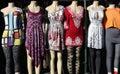 Fashion Dummies Stock Photography